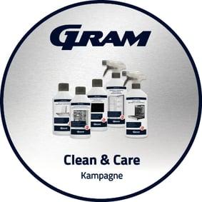 DK Splash GRAM clean & care 2019